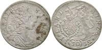 30 Kreuzer 1732 Bayern München Karl Albrec...