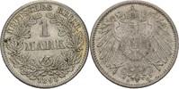 1 Mark 1893 D Kaiserreich Wilhelm II., 1888-1918 vz  40,00 EUR  +  3,00 EUR shipping