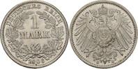 1 Mark 1908 D Kaiserreich Wilhelm II., 1888-1918 vz kl. Randfehler  9,00 EUR  +  3,00 EUR shipping