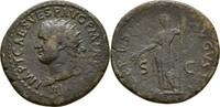 Dupondius 80-81 RÖMISCHE KAISERZEIT Titus, 79-81 ss  200,00 EUR free shipping