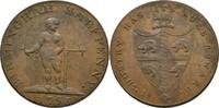 1/2 Penny Token 1793 Grossbritannien Warwickshire Birmingham  vz  50,00 EUR  +  3,00 EUR shipping