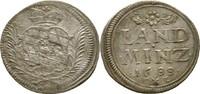 5 Pfennig 1688 Bayern München Maximilian II. Emanuel, 1679-1726 Schrötl... 20,00 EUR  +  3,00 EUR shipping