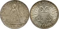 5 Schilling 1934 Austria Wien  vz+  20,00 EUR  +  3,00 EUR shipping