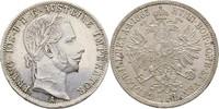 Gulden 1863 Austria Ungarn Wien Franz Joseph, 1848-1916 etwas berieben,... 45,00 EUR  +  3,00 EUR shipping