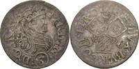 3 Kreuzer o.J. 1654-1595 RDR Tirol Hall Erzherzog Ferdinand, 1564 - 159... 40,00 EUR  +  3,00 EUR shipping