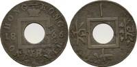 1 Mil 1866 Hongkong Victoria, 1837-1901 ss  15,00 EUR  +  3,00 EUR shipping