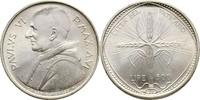 500 Lire 1968 Vatikan Paul VI., 1963-78 fast Stempelglanz  15,00 EUR  +  3,00 EUR shipping