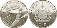 10 Tala 1992 Samoa Olympiade 1992 - Hammerwerfen PP offen, Kontaktmarke... 20,00 EUR  +  3,00 EUR shipping