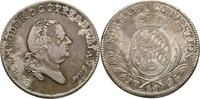 Taler 1794 Bayern Mannheim Karl Theodor, 1742-1799 ss  220,00 EUR free shipping