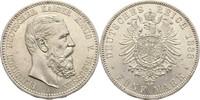 5 Mark 1888 Preussen Berlin Friedrich III....