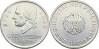 5 Reichsmark 1929 Deutsches Reich  Randschläge, Kratzer, ss+  80,00 EUR  +  3,00 EUR shipping