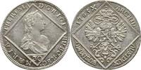 30 Kreuzer 1765 RDR Böhmen Prag Maria Theresia, 1740-1780 vz  280,00 EUR free shipping