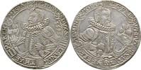 Taler 1595 Sachsen Alt Weimar Friedrich Wi...