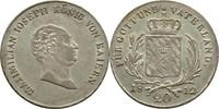 20 Kreuzer 1812 Bayern München Maximilian IV./I., 1799-1825 Prägeschwäc... 120,00 EUR  +  3,00 EUR shipping