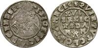 1/16 Taler 1652 Schleswig Holstein Gottorp...