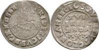 1/16 Taler 1652 Schleswig Holstein Gottorp Friedrich III., 1616-1659. B... 38,00 EUR  +  3,00 EUR shipping