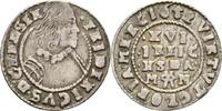 1/16 Taler 1652 Schleswig Holstein Gottorp Friedrich III., 1616-1659. ss  50,00 EUR  +  3,00 EUR shipping