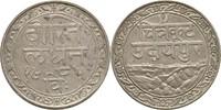1 Rupie 1928 Indien - Mewar Fatteh Singh, ...