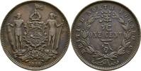 1 Cent 1888 H Britisch Nord Borneo  fast vz