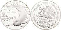 100 Pesos 1992 Mexiko Pazifischer Schweinswal PP offen, Kontaktmarken u... 40,00 EUR  +  3,00 EUR shipping