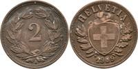 2 Rappen 1909 Schweiz  ss  5,00 EUR  +  3,00 EUR shipping