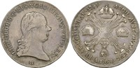 Kronentaler 1791 RDR Burgau Günzburg Leopo...