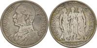 1 Franc 20 Cents 1905 Dänisch Westindien C...