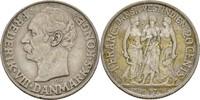 1 Franc 20 Cents 1907 Dänisch Westindien Frederik VIII., 1906-1912 Krat... 125,00 EUR  +  3,00 EUR shipping