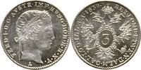 3 Kreuzer 1839 Austria Habsburg Wien Ferdi...