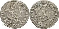 Groschen 1547 Polen Litauen Sigismund August, 1545-1572 ss+  220,00 EUR free shipping