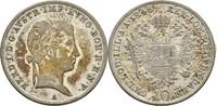 10 Kreuzer 1846 Austria Habsburg Wien Ferdinand I., 1835-1848 fleckig, ... 35,00 EUR  +  3,00 EUR shipping