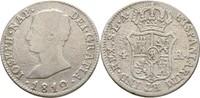 4 Reales 1812 Spanien Joseph Napoleon, 1808-1813 fss/ss  80,00 EUR  +  3,00 EUR shipping