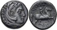 Bronze 300-297 ca. Könige von Makedonien Kassandros, 317-297 ss  95,00 EUR  +  3,00 EUR shipping