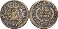Fälschung eines 1/12 Taler aus der Zeit 1709 Sachsen Friedrich August I... 80.40 US$ 75,00 EUR  +  4.29 US$ shipping