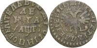 Denga 1713 Russland Moskau Peter I. 1682-1725 ss  150.07 US$ 140,00 EUR  +  4.29 US$ shipping