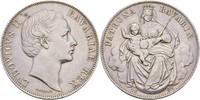 Madonnataler 1866 Bayern München Ludwig II. 1864-1886 kl. Kratzer, beri... 64.32 US$ 60,00 EUR  +  4.29 US$ shipping