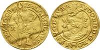 Dukat 1608 RDR Ungarn Kremnitz Rudolph II., 1576-1612 gewellt, ss  650,00 EUR free shipping