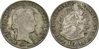 10 Kreuzer 1845 Austria Ungarn Kremnitz Ferdinand I., 1835-1848 ss-  21.44 US$ 20,00 EUR  +  3.22 US$ shipping