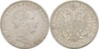 Vereinstaler 1858 Austria Ungarn Wien Franz Joseph, 1848-1916 ss+  107.19 US$ 100,00 EUR  +  4.29 US$ shipping