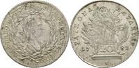 20 Kreuzer 1783 Bayern München Karl Theodor, 1743-1799 justiert, ss  26.80 US$ 25,00 EUR  +  4.29 US$ shipping