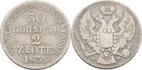 30 Kopeken = 2 Zlote 1835 Russland Polen Warschau Nikolaus I., 1825-185... 37.52 US$ 35,00 EUR  +  4.29 US$ shipping