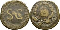Sesterz 35-36 RÖMISCHE KAISERZEIT Divus Augustus (died AD 14). ss/fss  321.58 US$ 300,00 EUR free shipping
