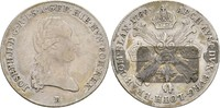 1/4 Kronentaler 1789 RDR Habsburg Brüssel ...