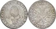 2 Kreuzer 1681 Augsburg, Stadt  Prägeschwächen, vz  101.83 US$ 95,00 EUR  +  4.29 US$ shipping