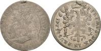18 Gröscher 1684 Brandenburg Preussen Köni...