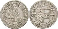 3 Kreuzer 1586 RDR Kärnten Klagenfurt Erzherzog Karl, 1564-1590 vz  107.19 US$ 100,00 EUR  +  4.29 US$ shipping