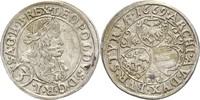 3 Kreuzer 1669 RDR Steiermark Graz Leopold I., 1657-1705 vz  75.04 US$ 70,00 EUR  +  4.29 US$ shipping