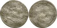 2 Kreuzer 1742 Baden Durlach Karl Friedrich, 1738-1806 gewellt, ss  18.22 US$ 17,00 EUR  +  3.22 US$ shipping