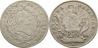 20 Kreuzer 1784 Bayern München Karl Theodor, 1777-1799 ss/fss  26.80 US$ 25,00 EUR  +  4.29 US$ shipping