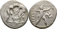 Stater 380-325 Pamphylien Aspendos  ss